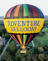 Hot Air Balloon Advertising